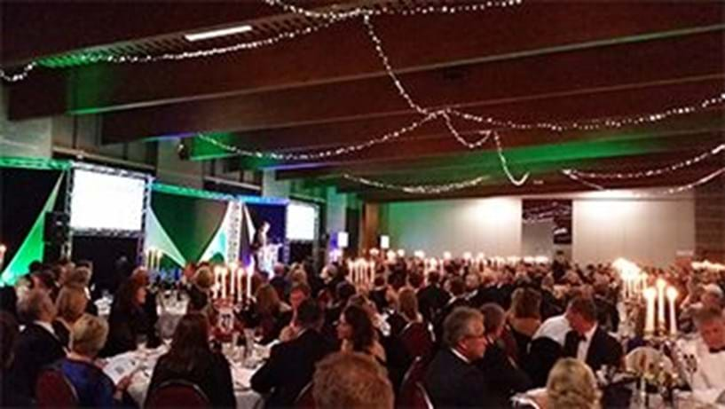 PSP attend The Lincolnshire Media Business Awards Night Image