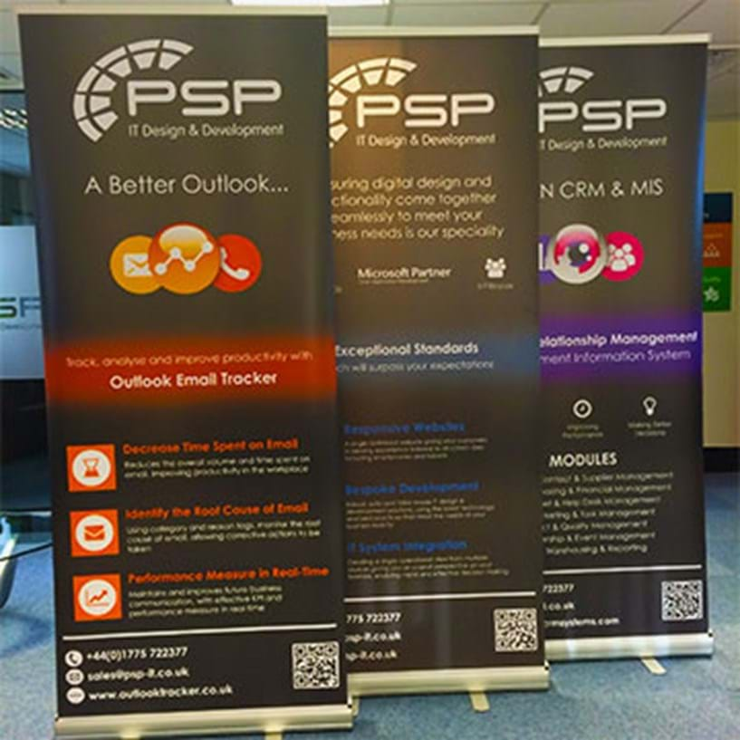 PSP's In-house Design team creates new marketing material for upcoming Awards Image