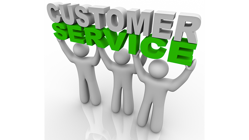 Customer Services – The 4 P's Image
