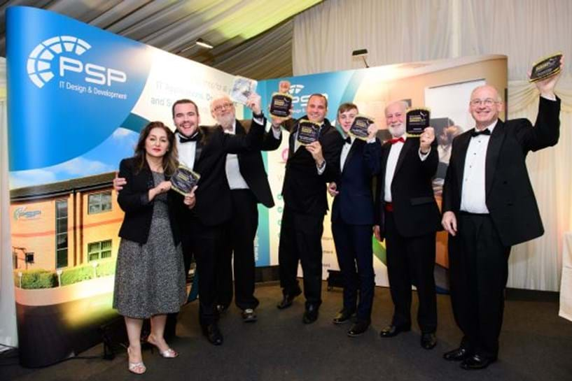 PSP sponsors South Holland Business Awards for the fourth Year running Image