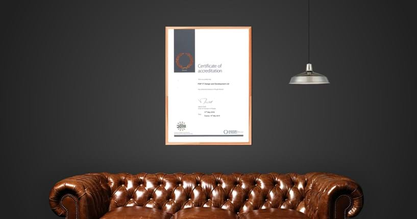 Investors in People Bronze Award Image