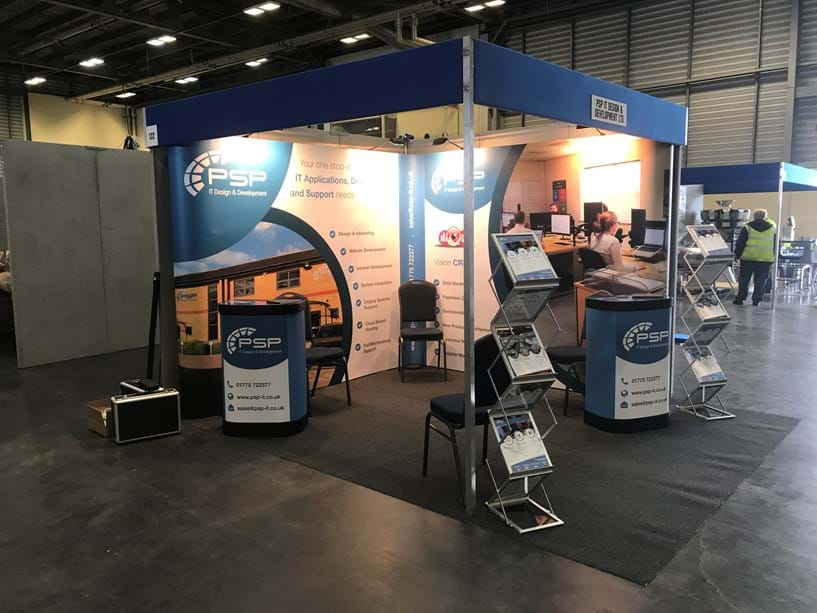 UK Produce Industry Fair 2017, Peterborough Arena Image 1