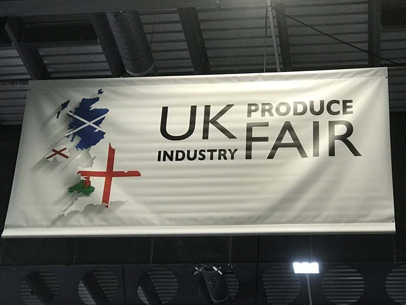 UK Produce Industry Fair 2017, Peterborough Arena Image 2