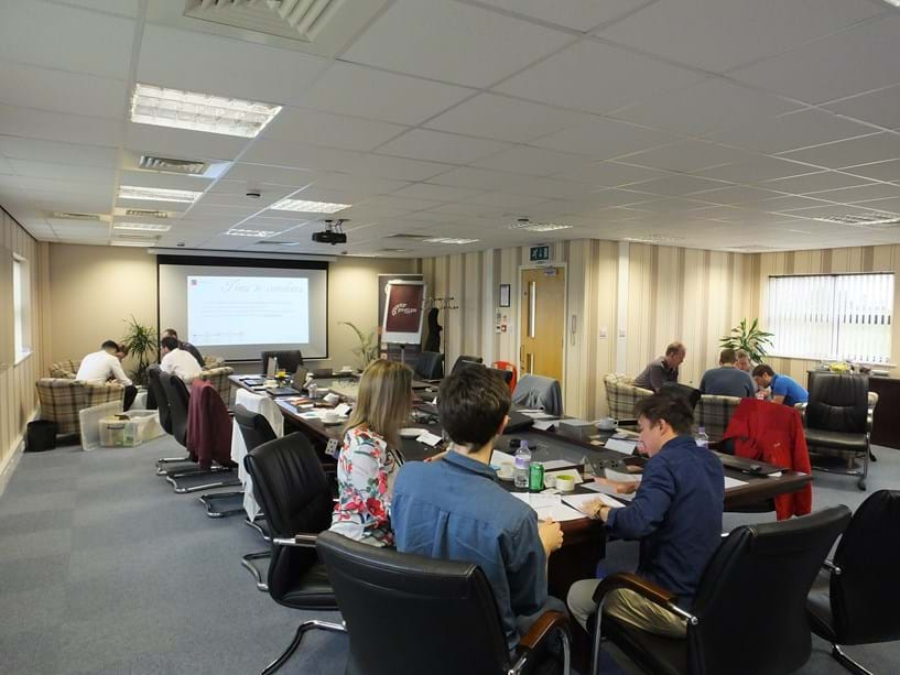 PSPBS held the first Saturday meeting event in our Conference Suite, for Microbyte Solutions Limited Image 4