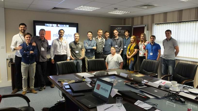 PSPBS held the first Saturday meeting event in our Conference Suite, for Microbyte Solutions Limited Image 1