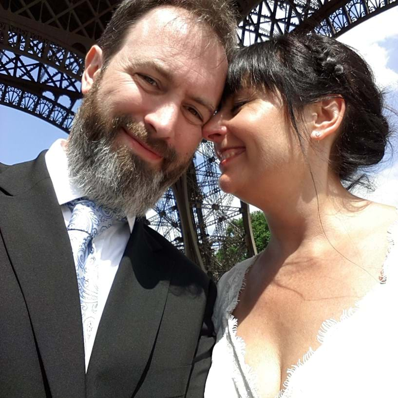 PSP's Senior Software Developer Ties The Knot! Image 2