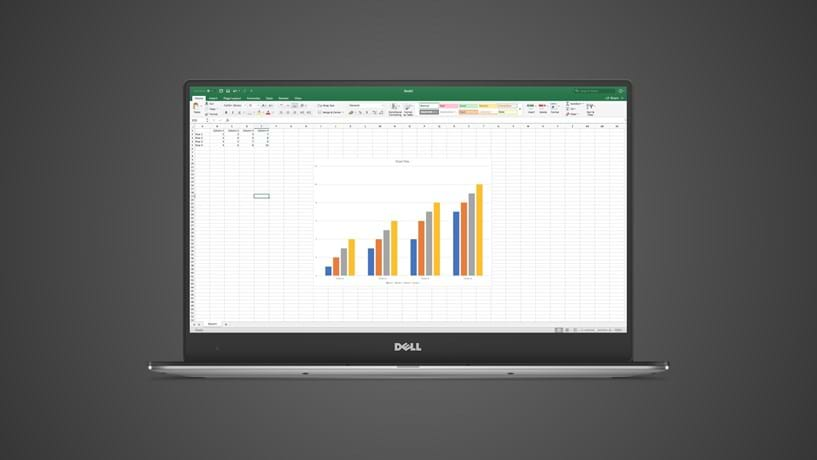 Creating Charts with Microsoft Excel Image