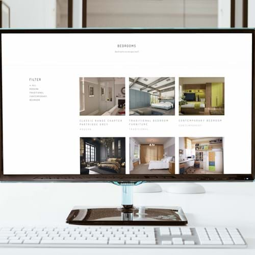 County Interiors Website