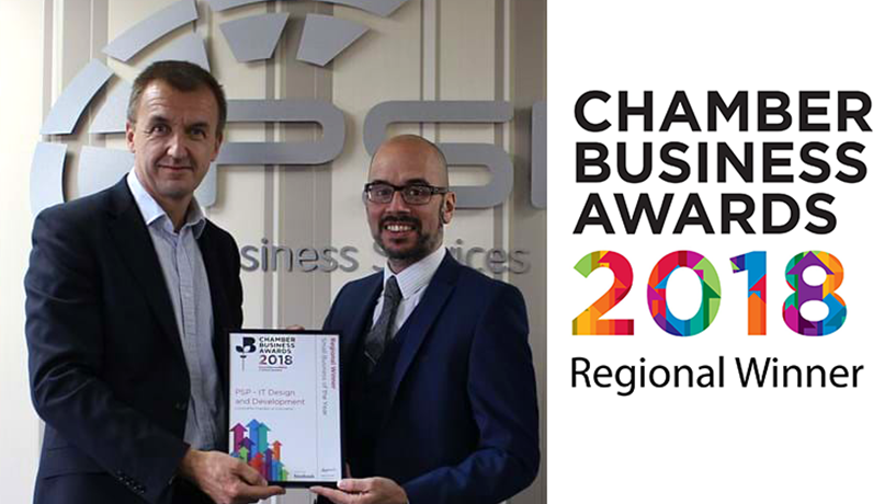 Wish Us Luck For National Small Business of the Year 2018! Image